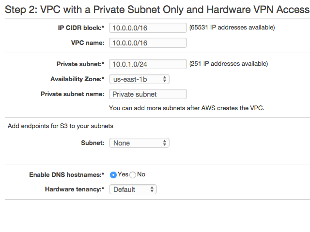 Meraki to AWS VPN | AWS Primer – Welcome to My Lab